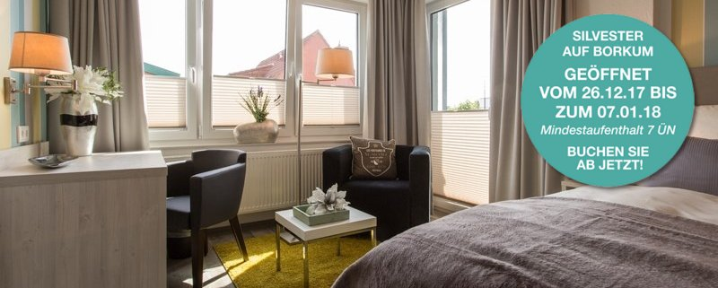 Hotel Borkum - Zimmer